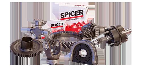 spicer parts