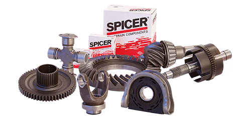 spicer parts